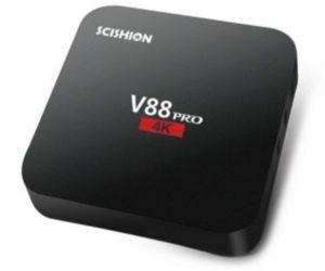 Instalar linux en V88 Pro S905X